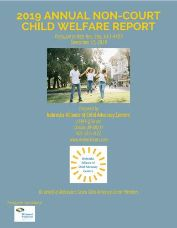 2018-2019 ANNUAL NON-COURT CHILD WELFARE REPORT