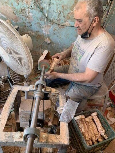 Project assists Holy Land artisans despite isolation of pandemic