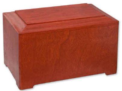Marquis Wood Urn