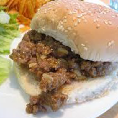 Sort-of Sloppy Joes
