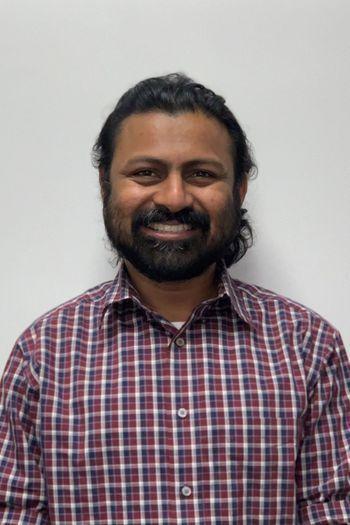 Epidemiologist, Aravind Menon, PhD