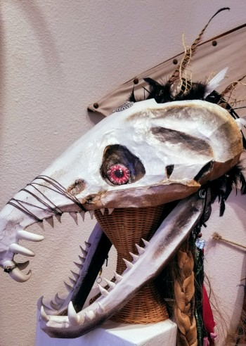 """""""Circus of Curiosities"""" the 33rd Annual Wearable Art Show"""" Main Street Gallery Exhibit"""