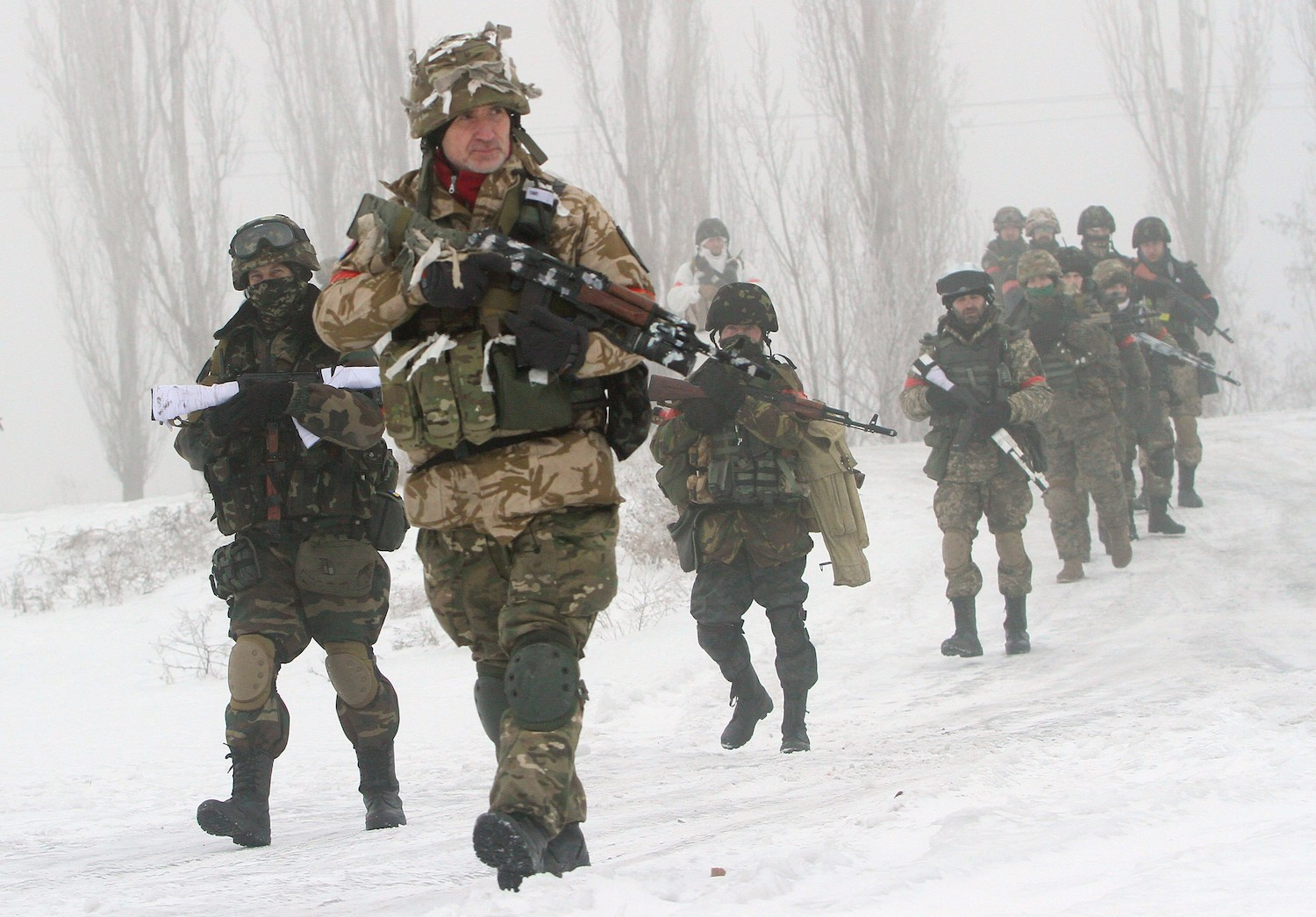 It's Time for Ukraine to Let the Donbass Go