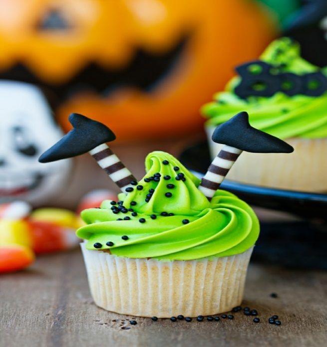 Life Skills - Halloween Cupcake Decorating