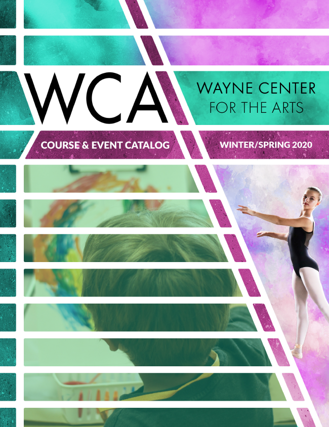 WCA 2020 Winter-Spring Course & Event Catalog