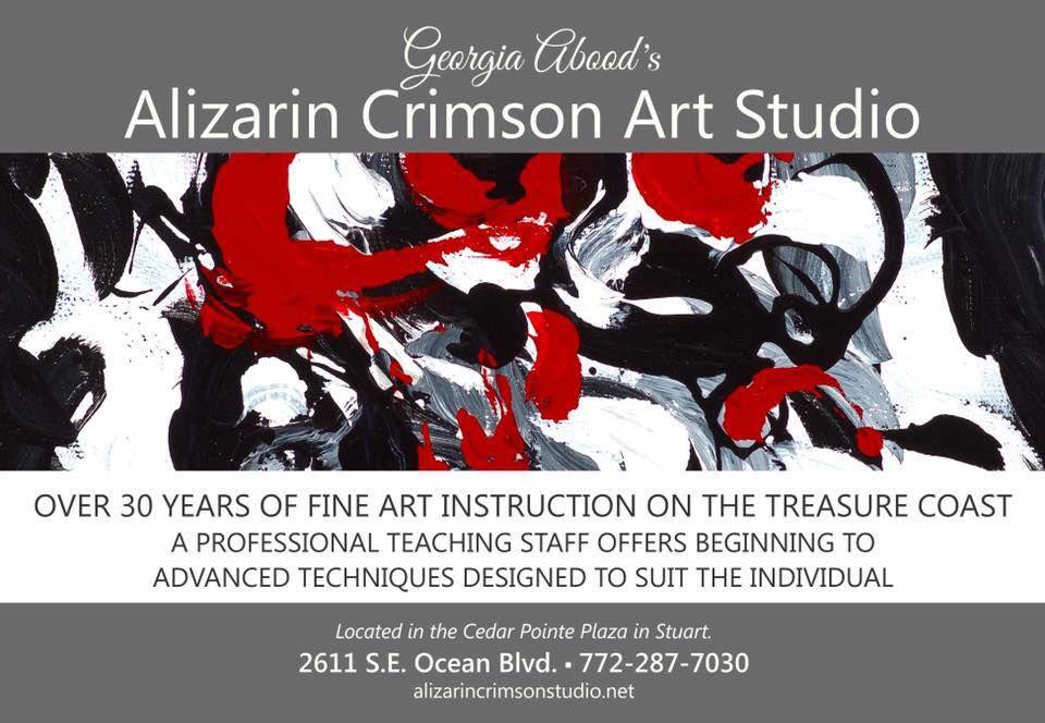 Alizarin Crimson Studio