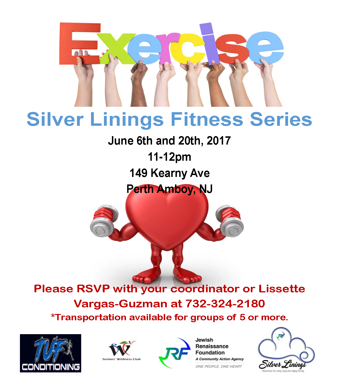 Silver Linings Fitness Series