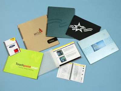 Full Bindery Capabilities