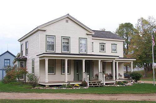 Wm. A. Upjohn House