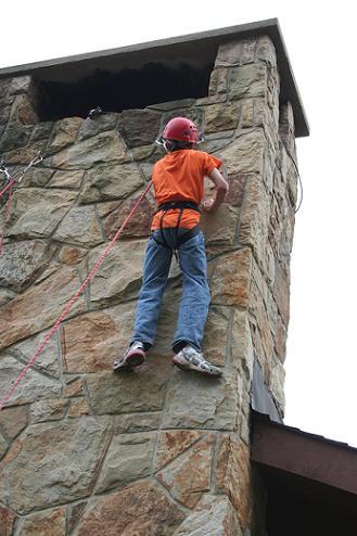 Climbing Chimney II