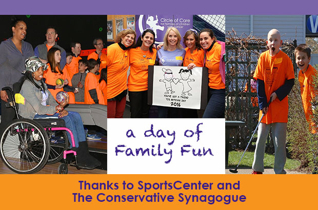 Creating a Day of Fun for Families