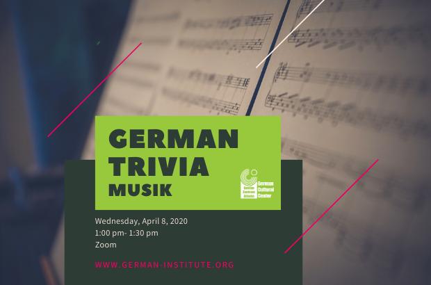 German Trivia - Musik