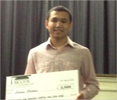 Jesus Tonche Ochoa - Connally High School Graduate