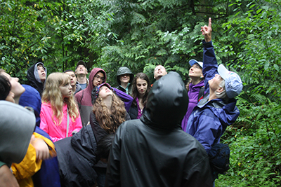 Northstar Middle School field trip June 13, 2014