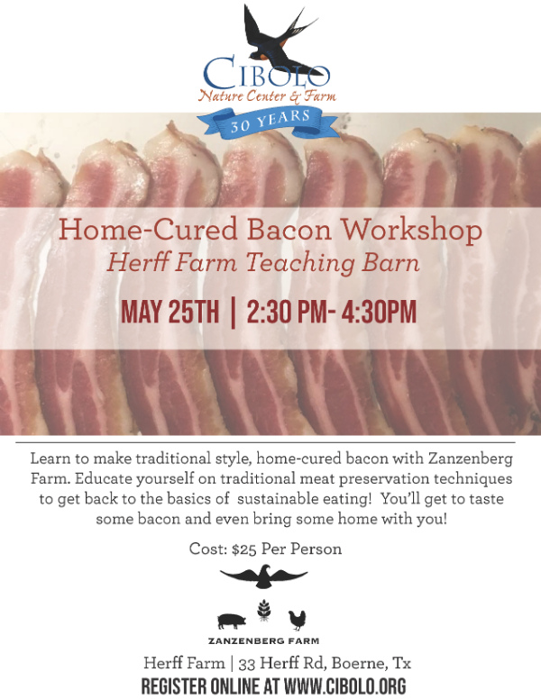 FARM: Home-Cured Bacon Workshop