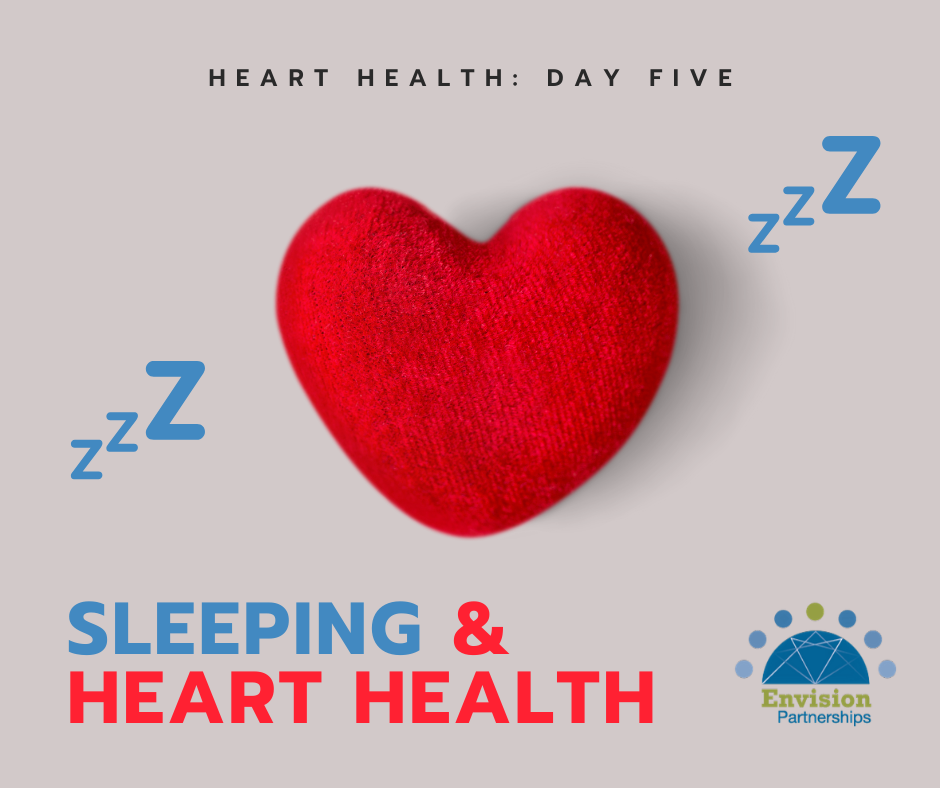Healthy Heart Week: Sleep