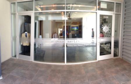 Window Graphics Gilbert Chandler Scottsdale Queen Creek AZ - Frosted vinyl window decals