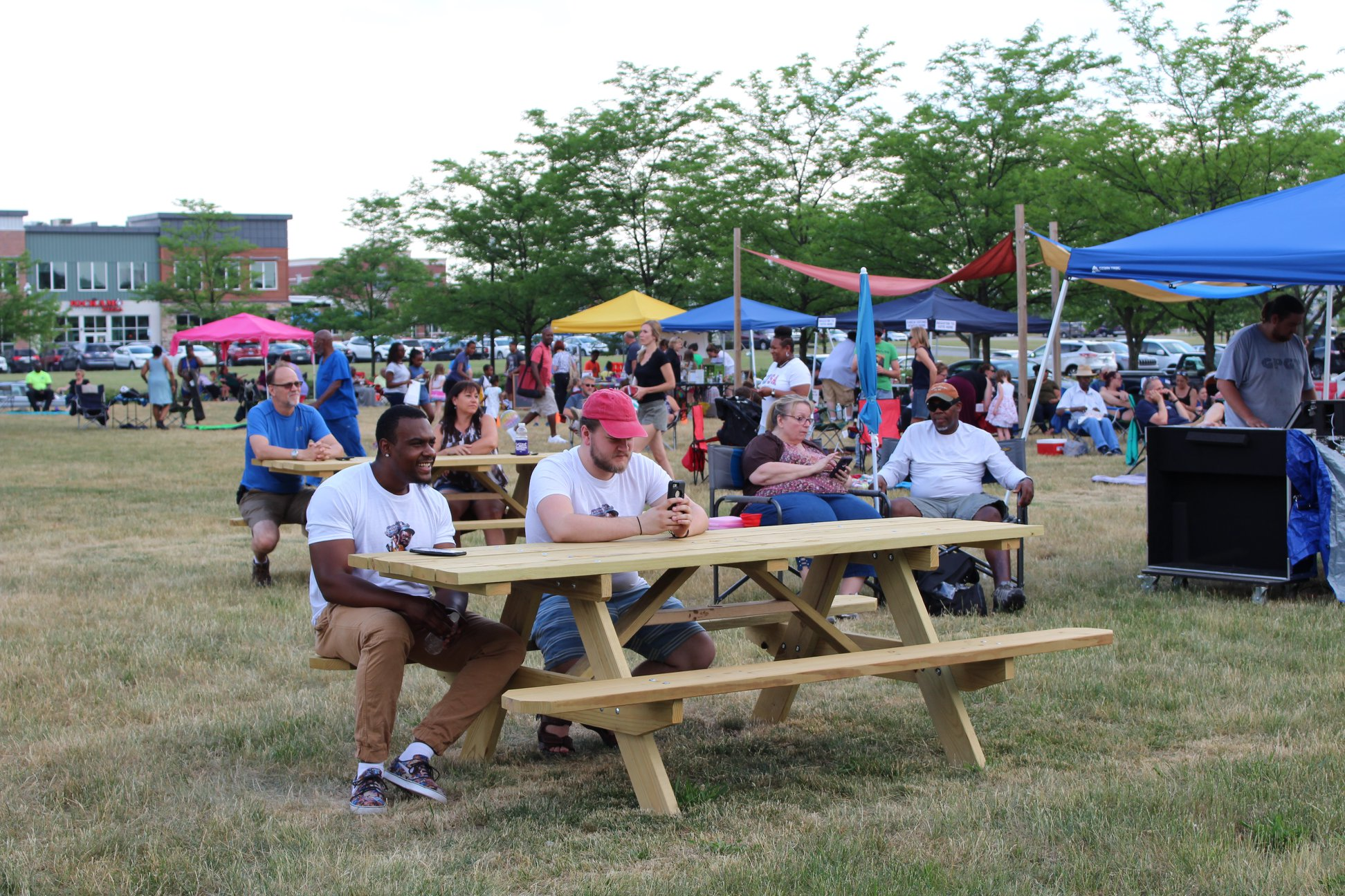 2018 Fridays at the Fort - FREE outdoor concert series