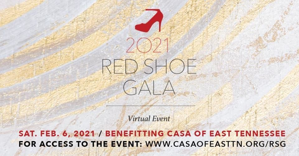CASA of East Tennessee Hosts Ninth Annual Red Shoe Gala Fundraiser