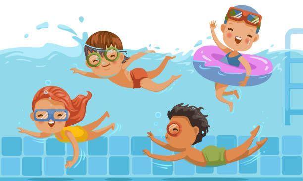Kids Krew Swim Event