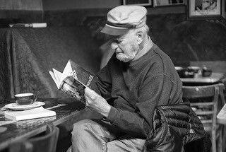 A Tribute to Lawrence Ferlinghetti