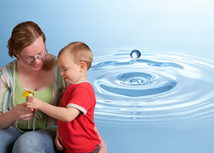 """Explore the """"many ripples"""" impact you can make with automatic contributions (ACH)!"""