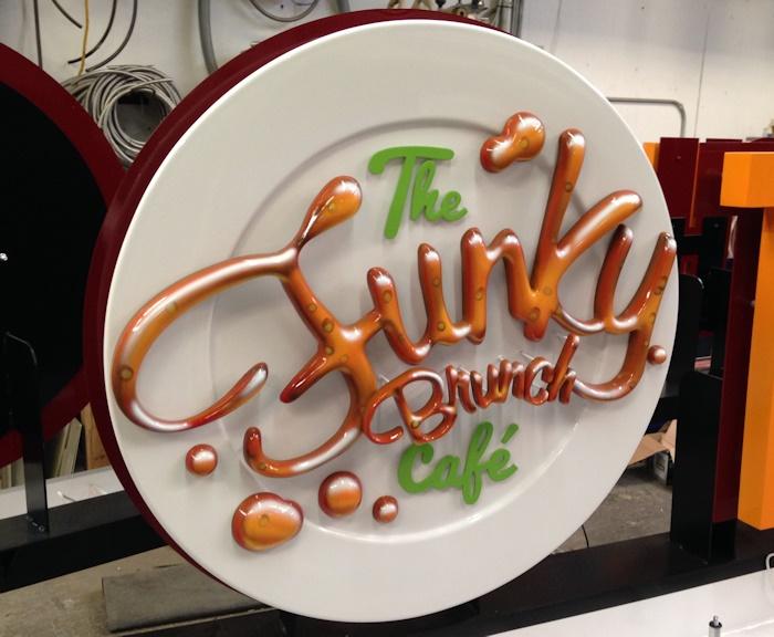 Funky Brunch Cafe'