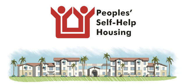 Peoples' Breaks Ground for Affordable Apartments in Santa Maria Dec. 7