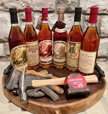 Bourbon to Build Raffle