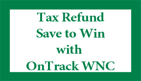 Congratulations Tax Refund Save To Win GRAND PRIZE WINNERS!