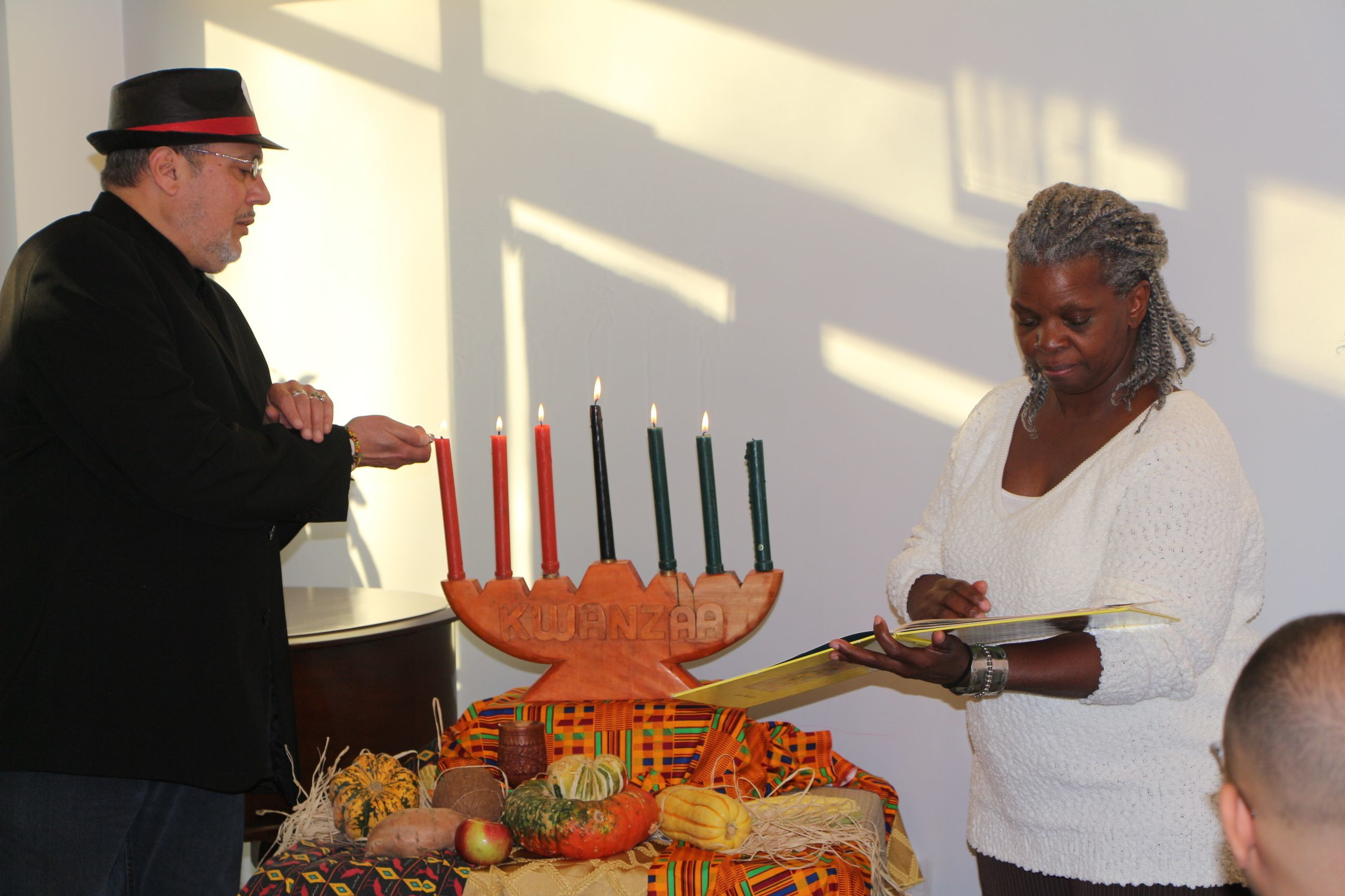 Virtual Kwanzaa Celebration - Wednesday, December 30th, 2020 - 6pm