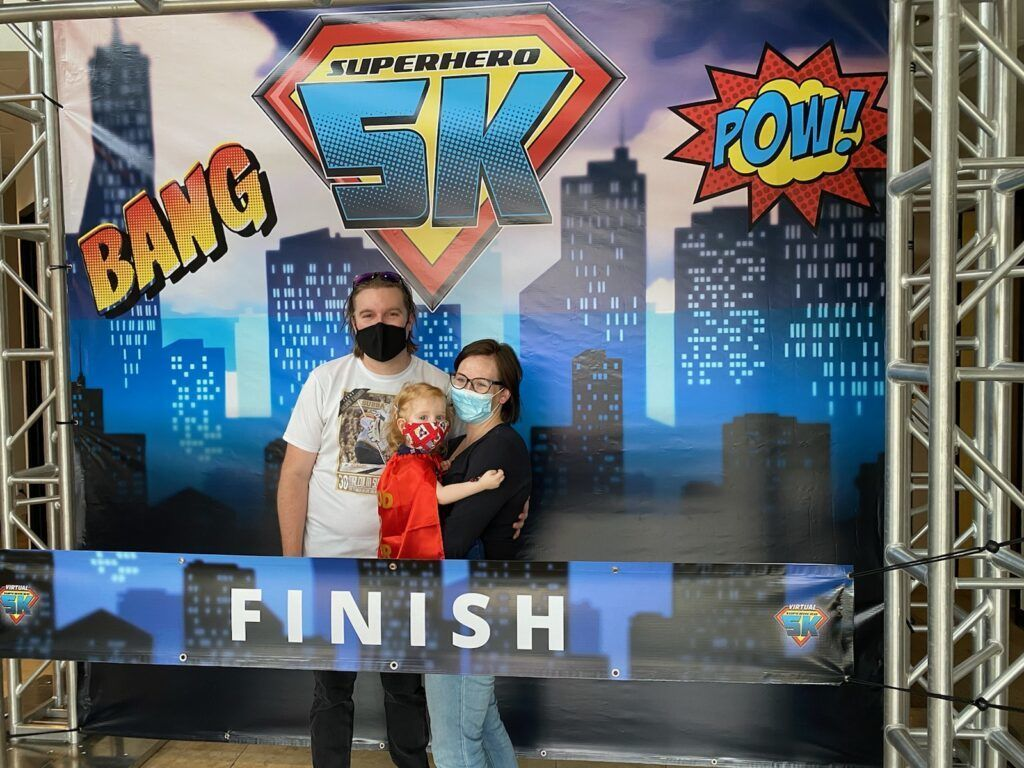More than $200,000 Raised for Children Battling Cancer — Superheroes Join Forces for Virtual Event