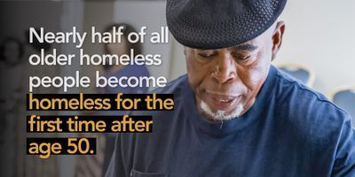 Low-Income Older Adults Face Unaffordable Rents, Driving Housing Instability and Homelessness