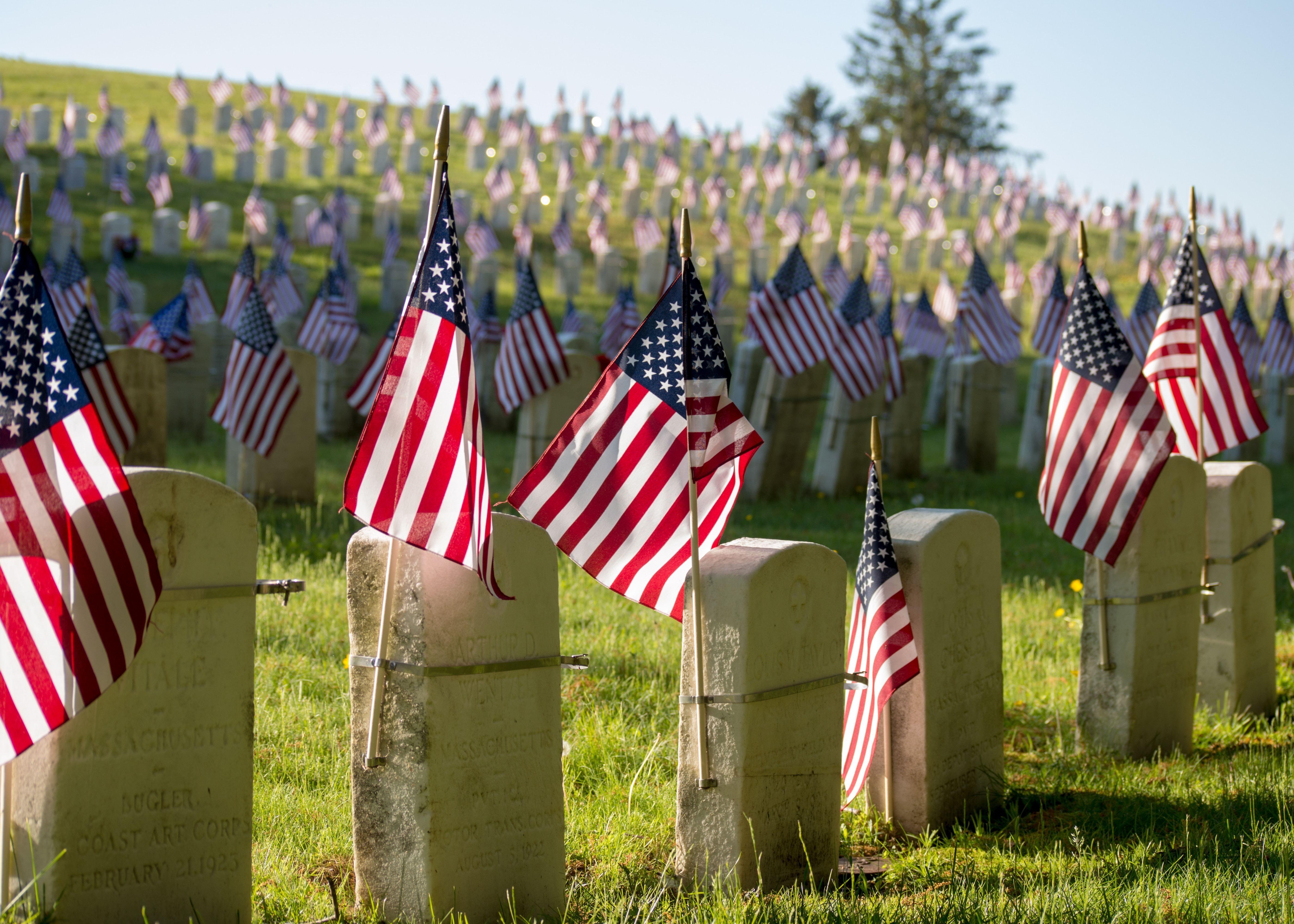 Memorial Day - May 31st