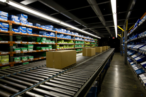 Warehousing, Fulfillment & Shipping