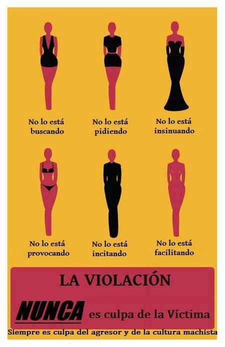 Rape Culture ilowan Jukuk in Bed eo an Ri-Hispanic ro