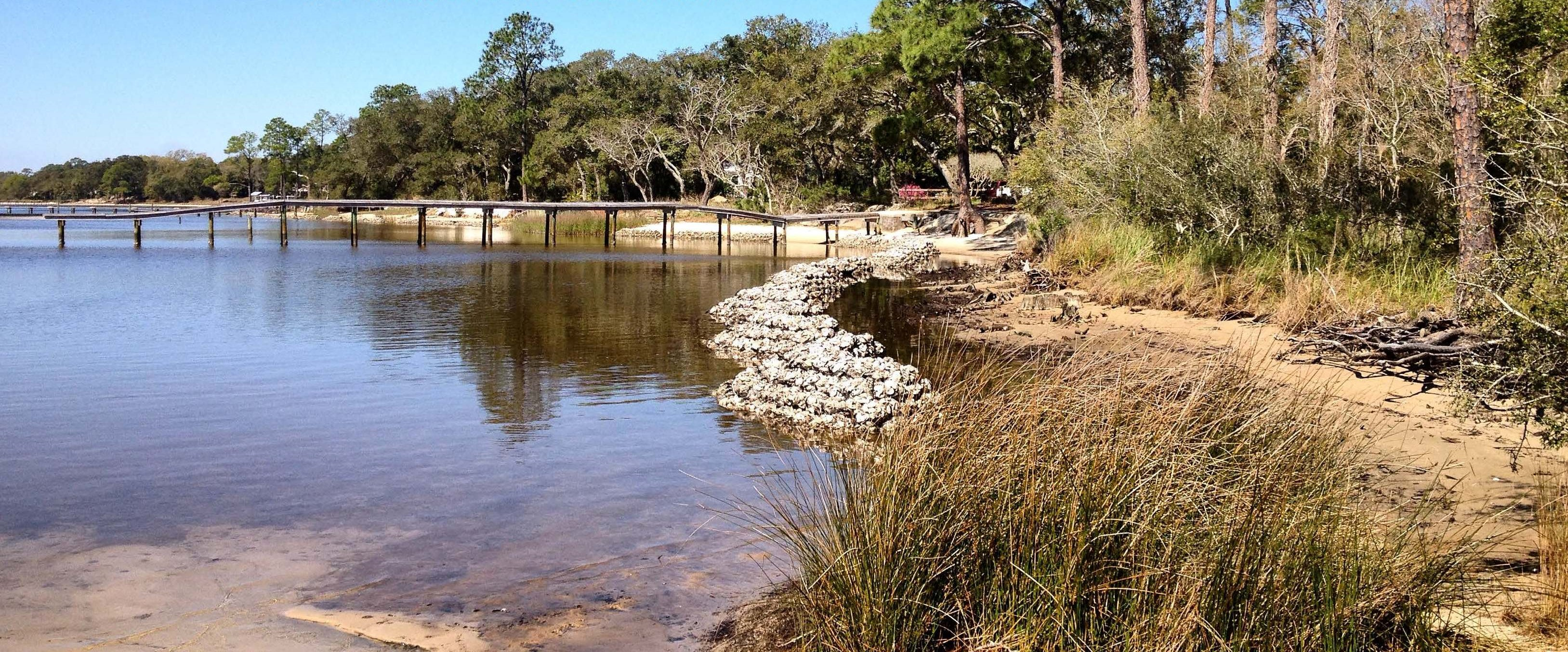 Bayou Grande Living Shoreline Project