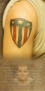 """Michael Nixon"" from Break in the Battle: Tattoo Project/Fort Benning"