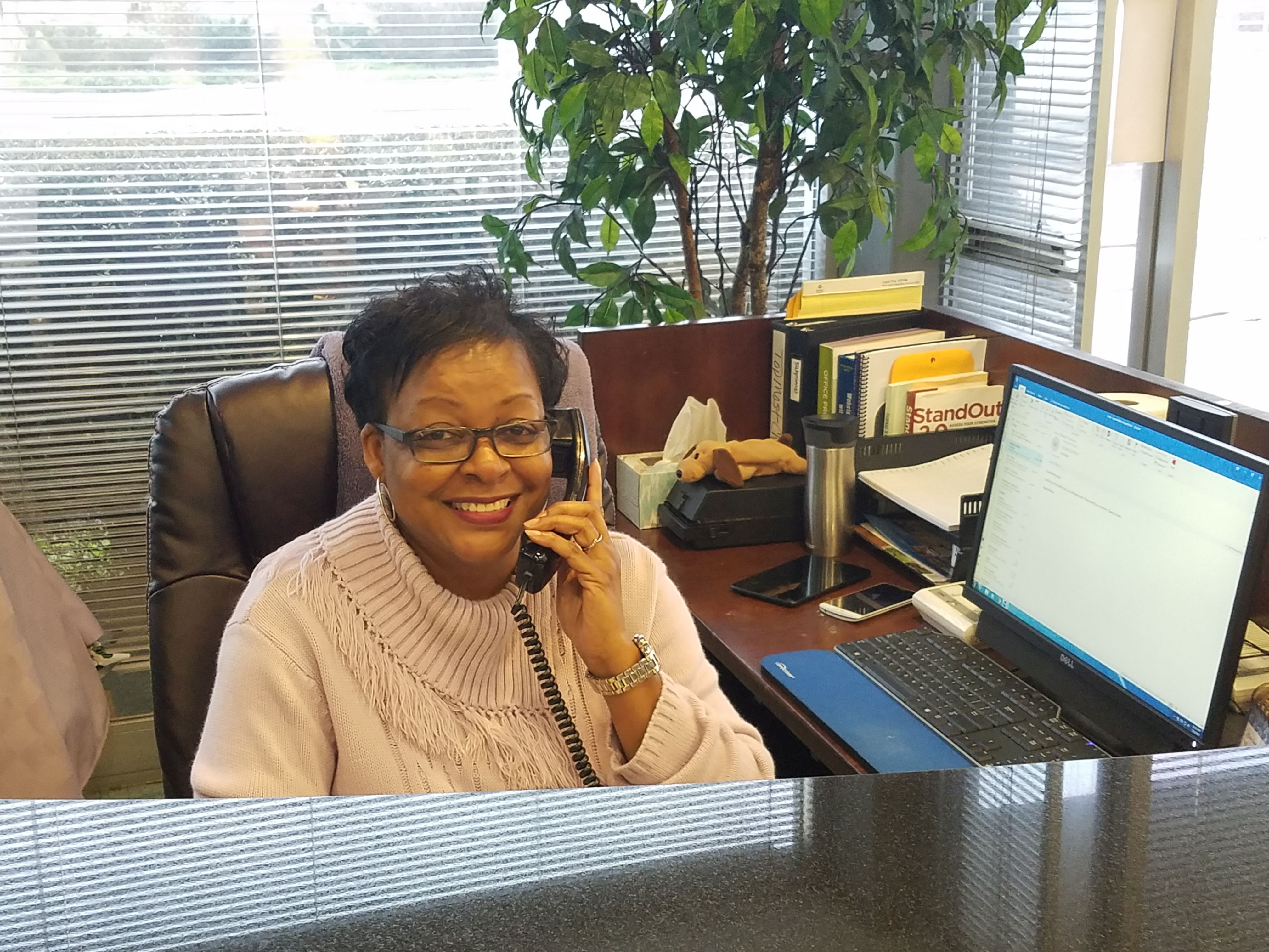 Meet the Staff: Judy Reynolds