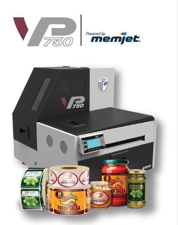 VIP Color Digital Label Printers