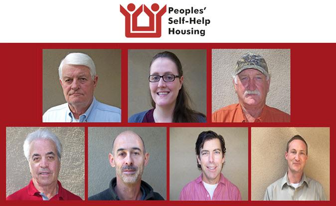 Peoples' Self-Help Housing Grows with New Team Members