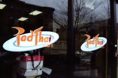 FULL COLOR WINDOW SIGN