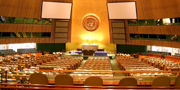 WHY DOES THE UNITED NATIONS SINGLE OUT ISRAEL?