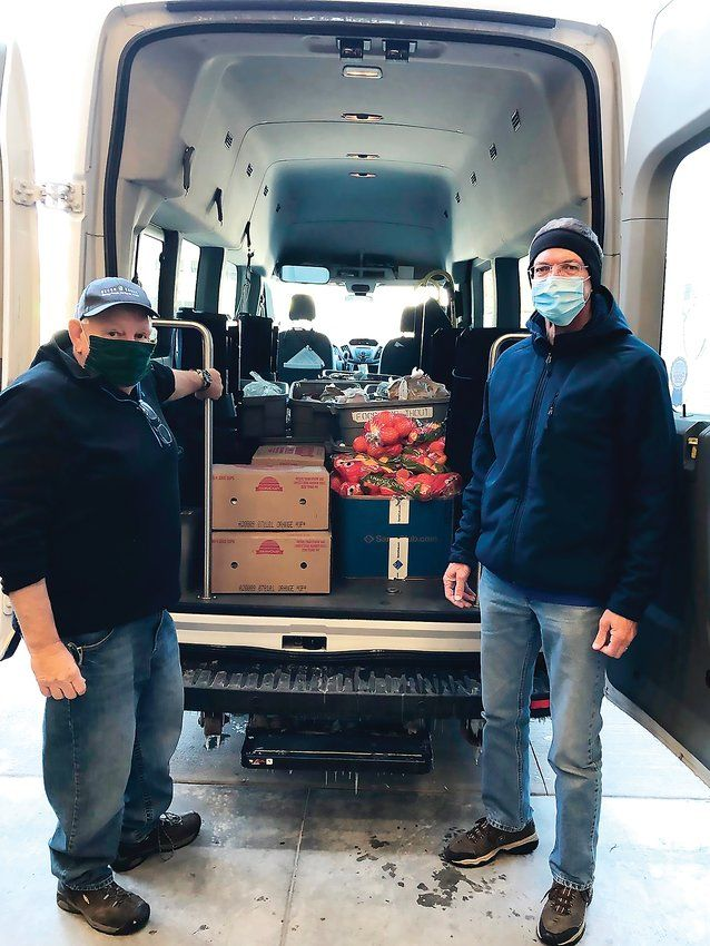 DCCF SENDS RELIEF FUNDS TO LOCAL NONPROFITS
