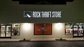 Rock Thrift Store