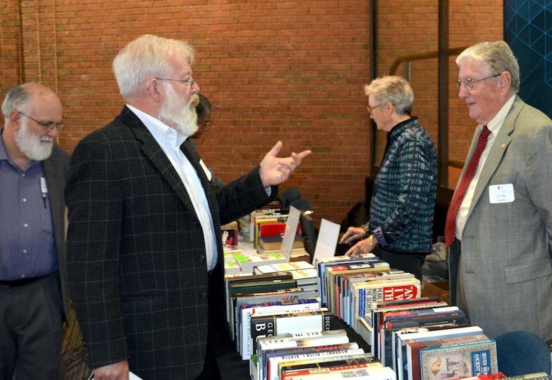 Lobby Book Sales