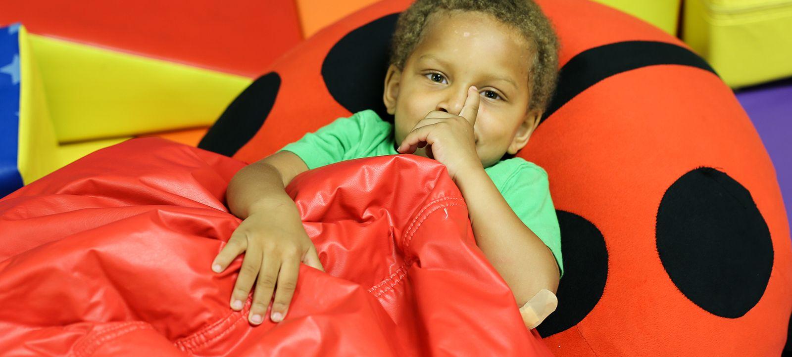 Playtime Helps Children Rise
