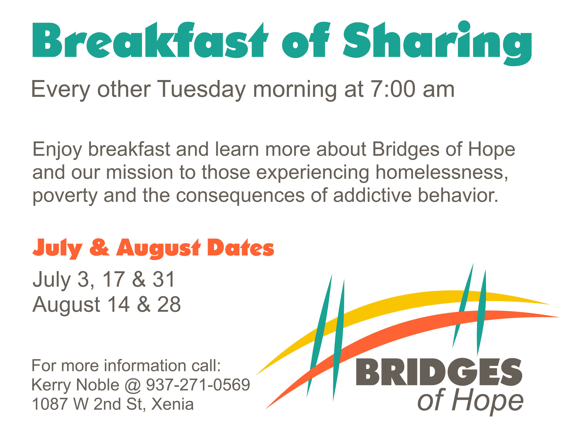 Breakfast of Sharing