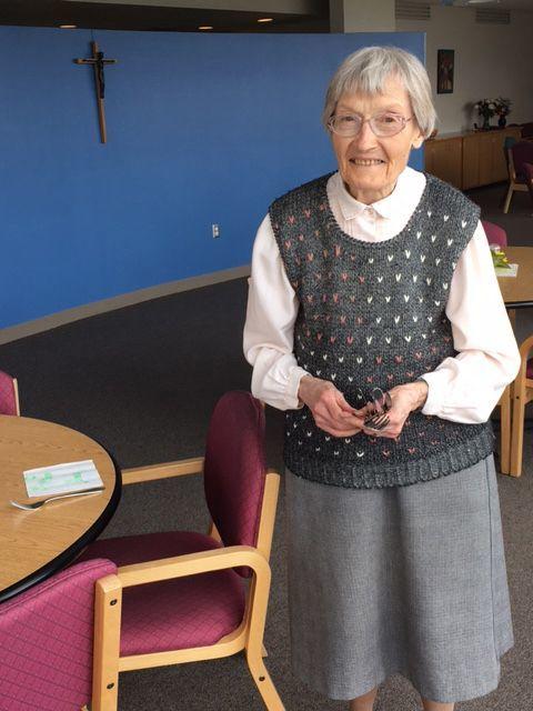 Funeral Reflection for Sister Elizabeth Novy