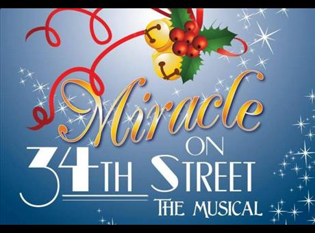 """Miracle on 34th Street, the Musical"" Benefit"
